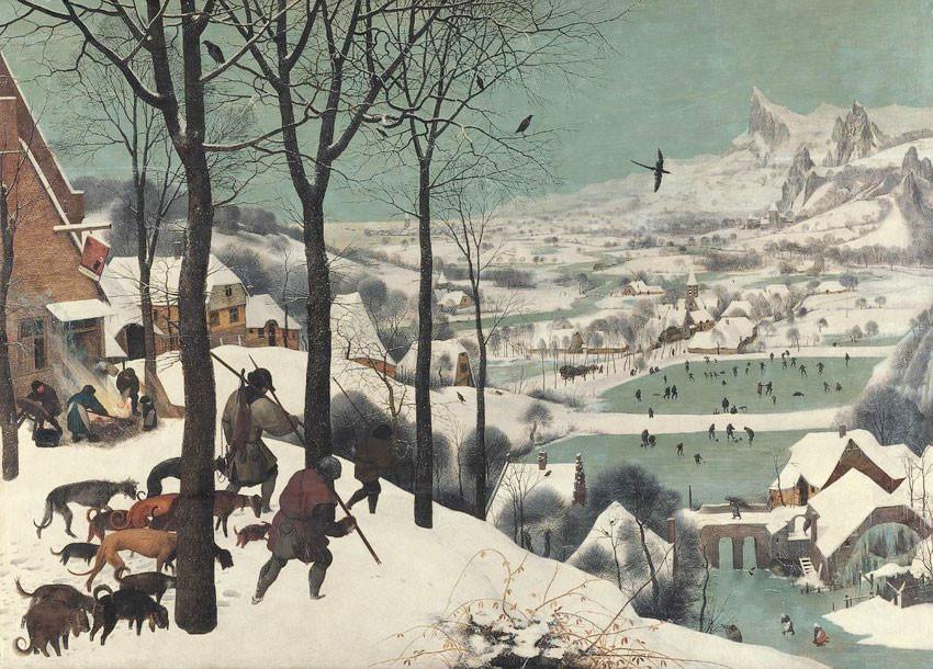 pieter-bruegel-the-elder-hunters-in-the-snow