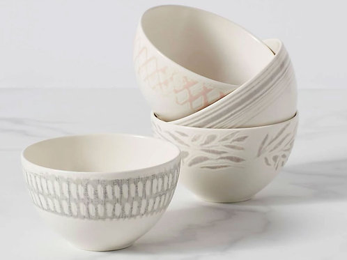 Textured Neutrals Bowls by Lenox