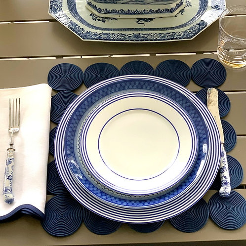 Latitudes Plate by Royal Limoges