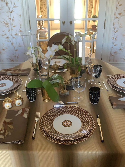 San Marco Dinner Plate by Suzanne Tucker Home