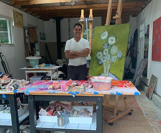 Bill  Tansey In his  Studio 2021.jpg