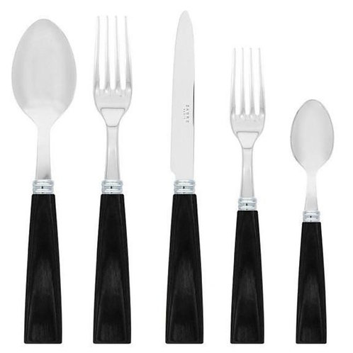 Sabre Nature Black Wood - Set of 5
