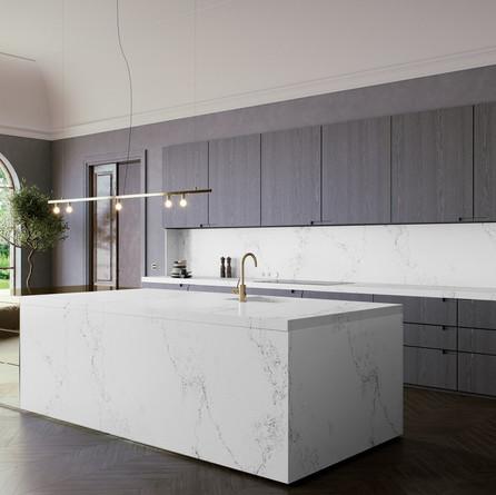 Empira White by Caesarstone