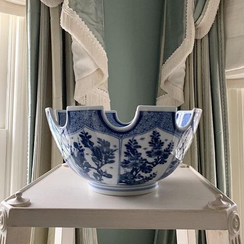 Large Porcelain Bowl by Mottahedeh