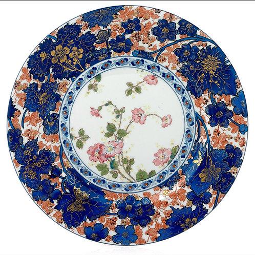Haviland Damousse Dinner Plate