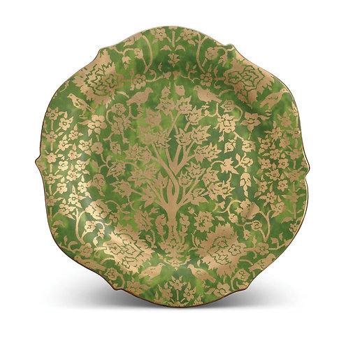 Fortuny Alberelli Round Platter