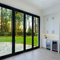 Weather Shield Premium Folding Patio Door