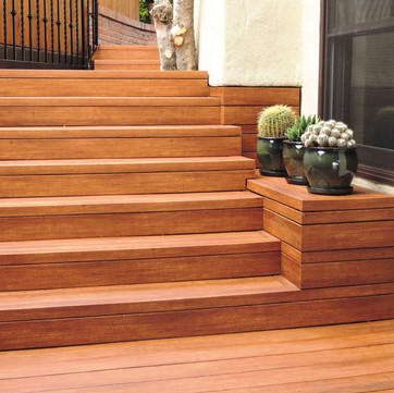 Zuri Decking In Walnut By Royal Building Products