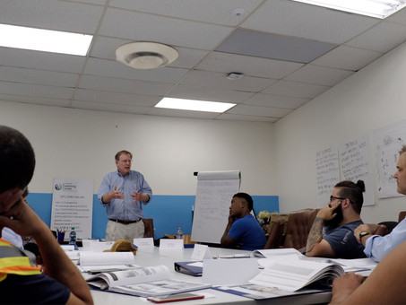 Stamford Center Helping Struggling Dads Become Better Fathers