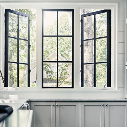 Casement Windows by Jeld Wen