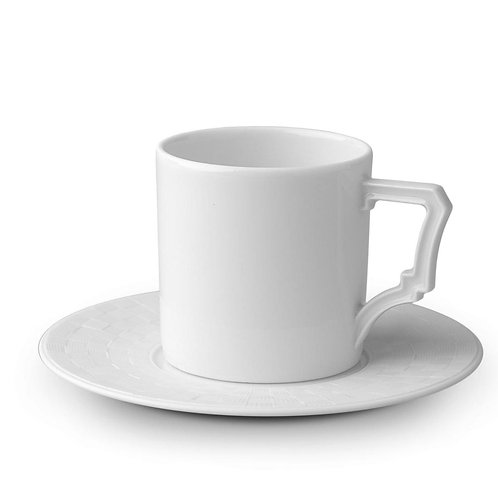 Byzanteum Espresso Coffee Cup and Saucer