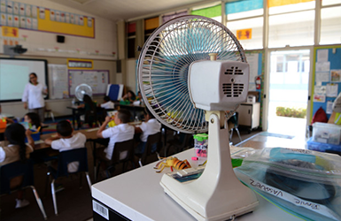 Air Conditioning Our Existing Schools