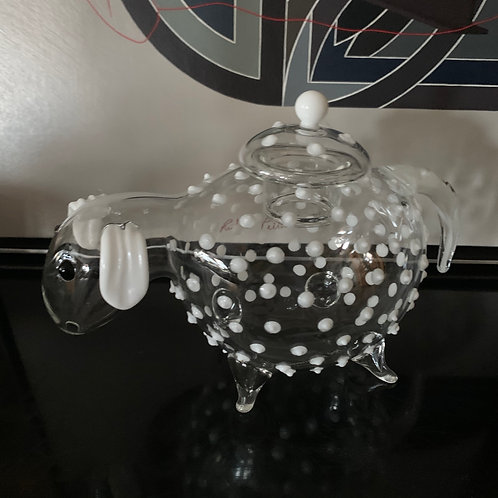 Dior Sheep Glass Tea Pot