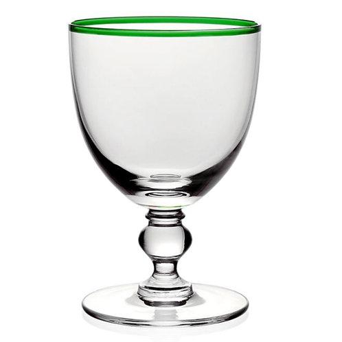Siena Water Glass by William Yeoward