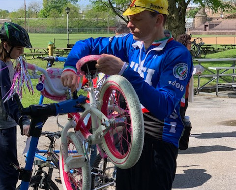 2019 Jill E. Solomon Bicycle Helmet Safety Day