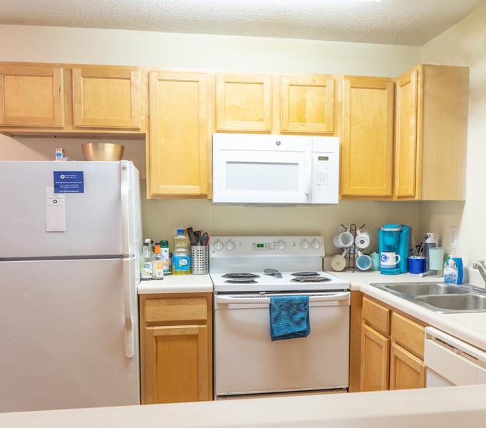 Kitchen Athena University Property