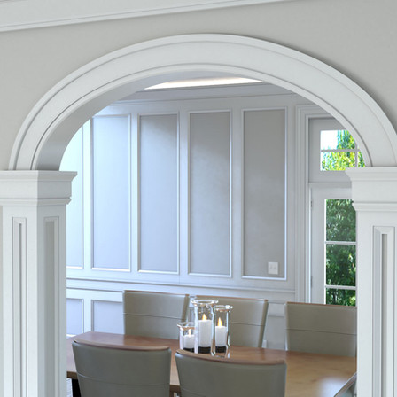 Interior Mouldings by Garden State