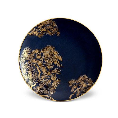 Zen Bonsai Dessert Plates - Set of Four