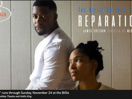 'Reparations' demonstrates the theft of innocence