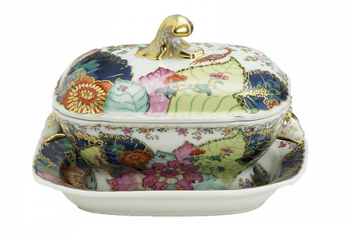 Mottahedeh Small Tureen