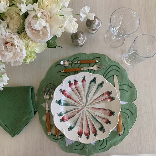 Bunny's Favorite Dinner Plate