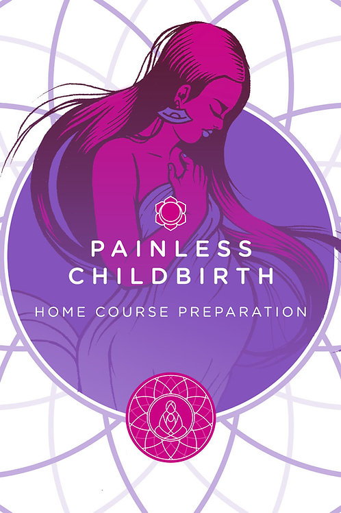 Painless Childbirth Home Course Preparation