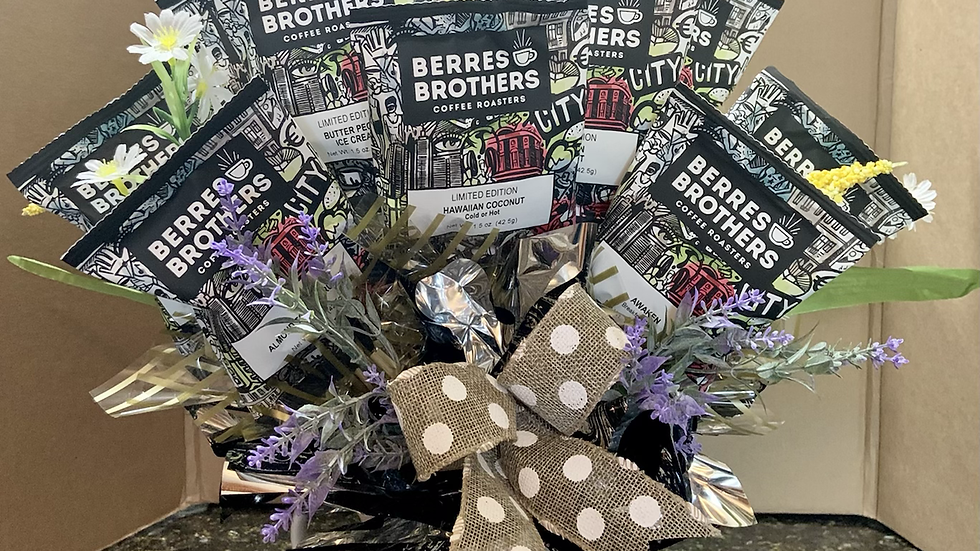 Berres Brothers Coffee Bouquet