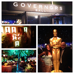 Oscar Preview Night