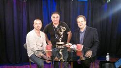 Aaron Paul, Emmy nom interview