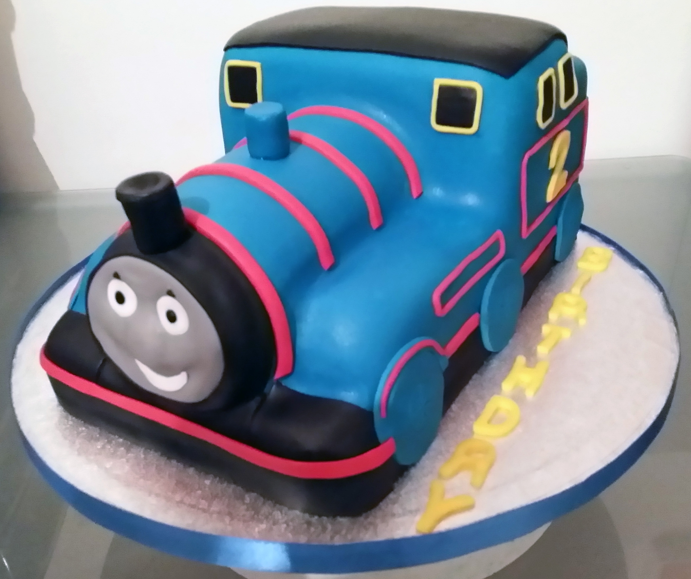Thomas the Tank Engine-3D