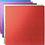Thumbnail: Coloured Cake Drum Square (thick)