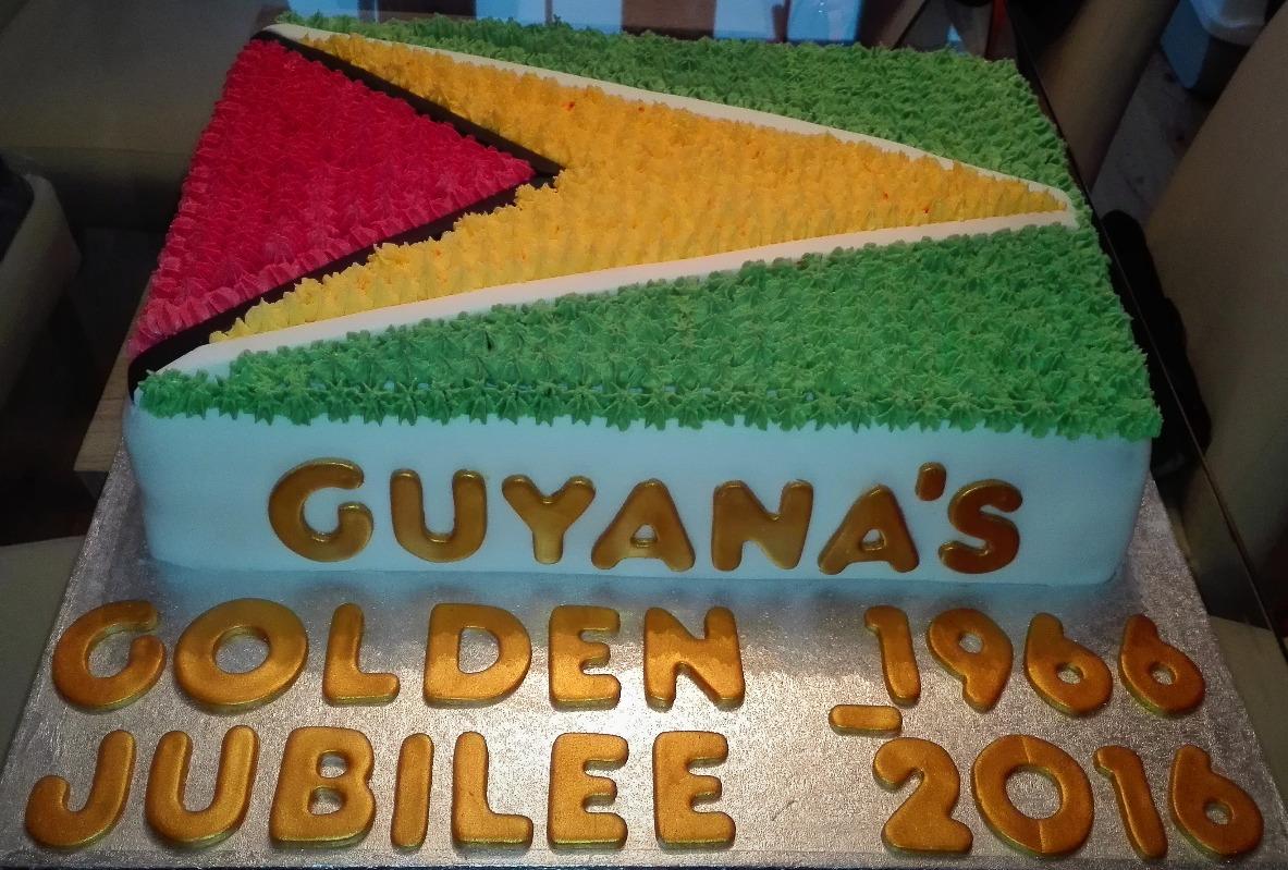 Guyana's Golden Jubilee