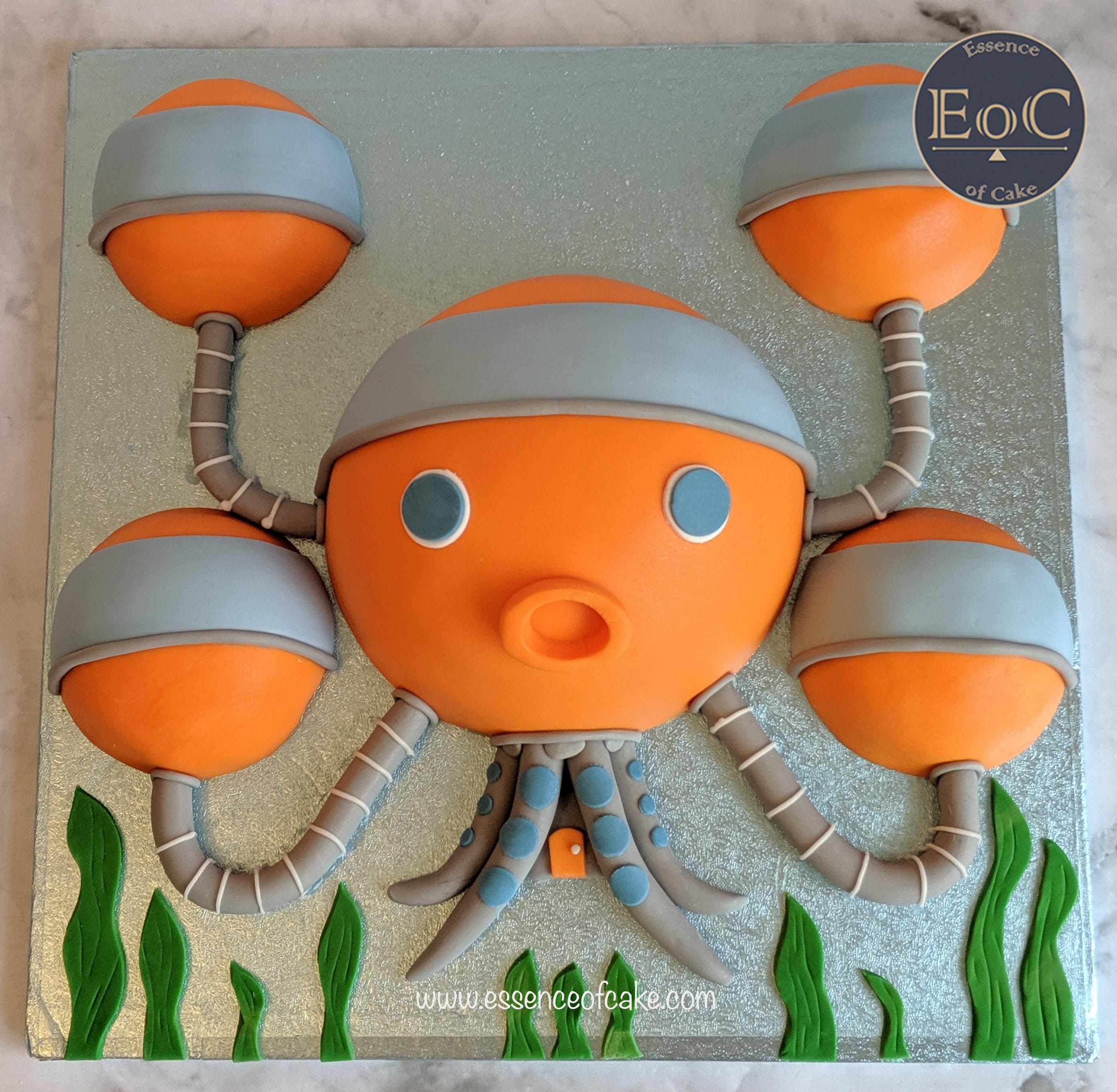 Octonauts Octopod