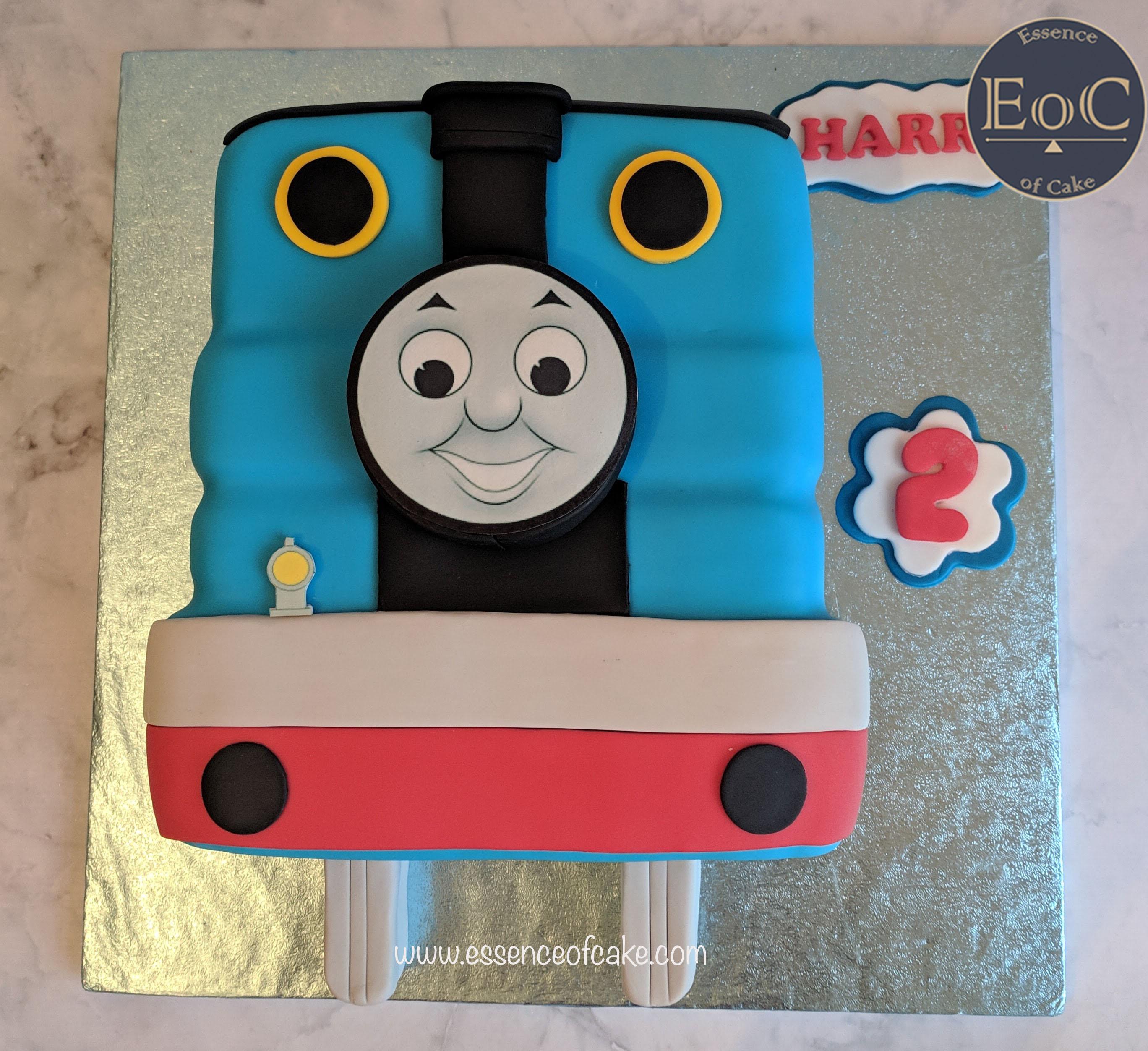 2D Thomas