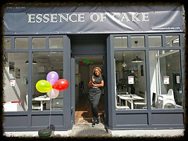 Frontage of Essence of Cake