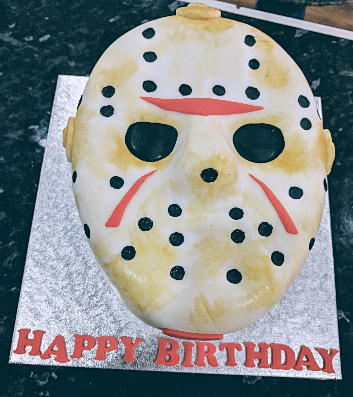 Jason Mask Friday 13th