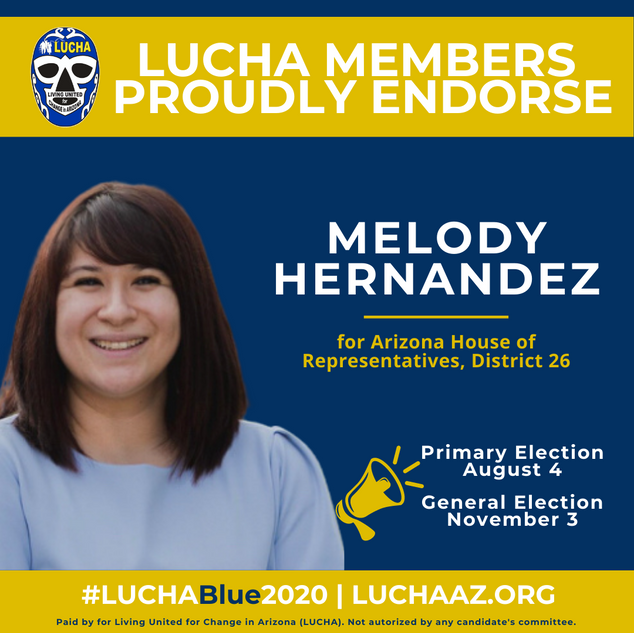 Melody Hernandez