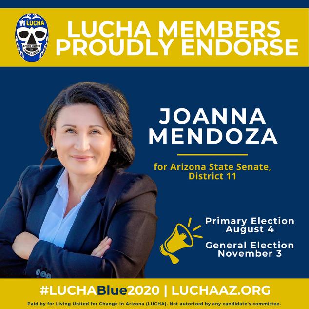 Joanna Mendoza