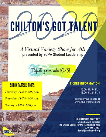 Chilton's Got Talent Poster.png