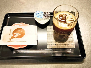 コーヒーセットアイス