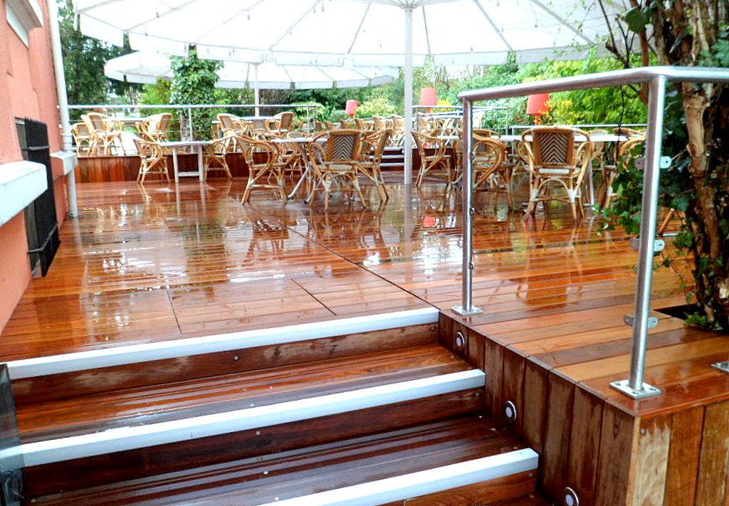 Restaurant VILLA 9 TROIS à MONTREUIL