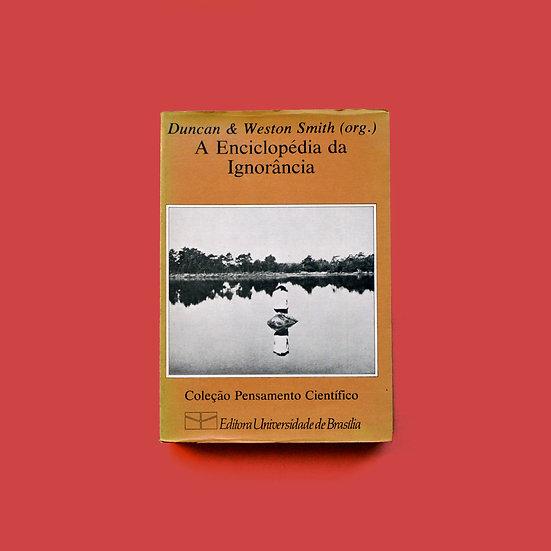 A Enciclopédia da Ignorância - Vários autores