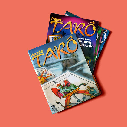História do Tarô - 6 fascículos (completo)