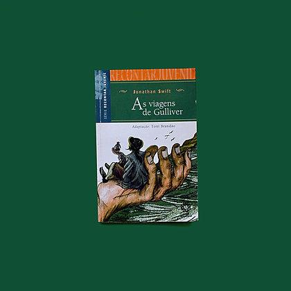 As Viagens de Gulliver - Jonathan Swift (adaptado para crianças)