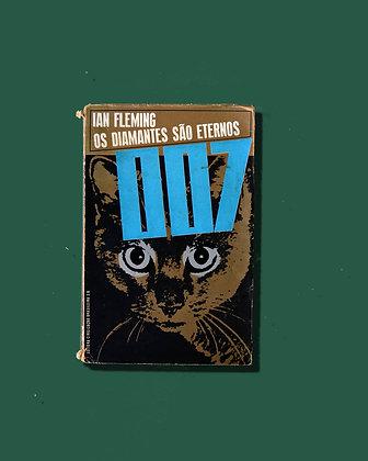 Os Diamantes são Eternos - Ian Fleming