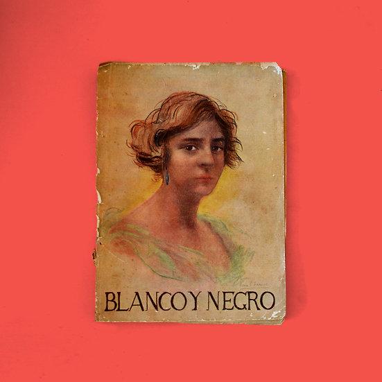 Revista Espanhola Blanco y Negro (1920)