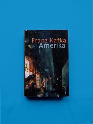 Amerika - Franz Kafka (em alemão)