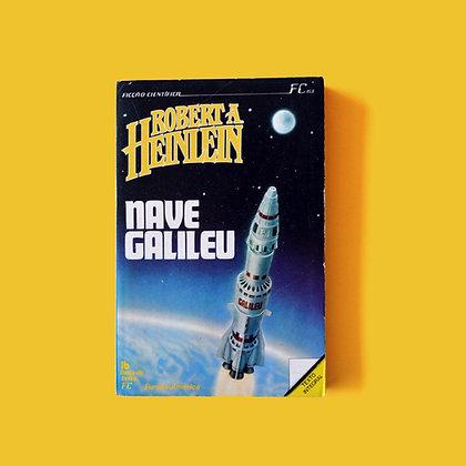 Robert A. Heinlein - Nave Galileu