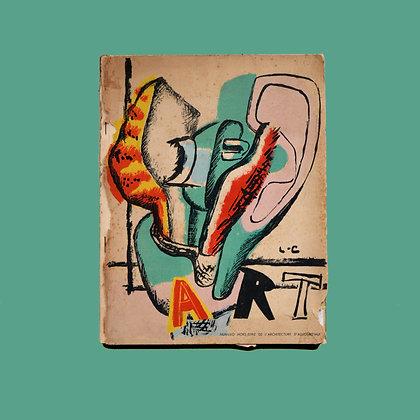 Revista francesa Mensal de Arquitetura Contemporânea, 1946