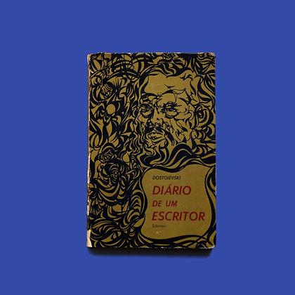 Diário de Um Escritor - Dostoiévski (edição rara)